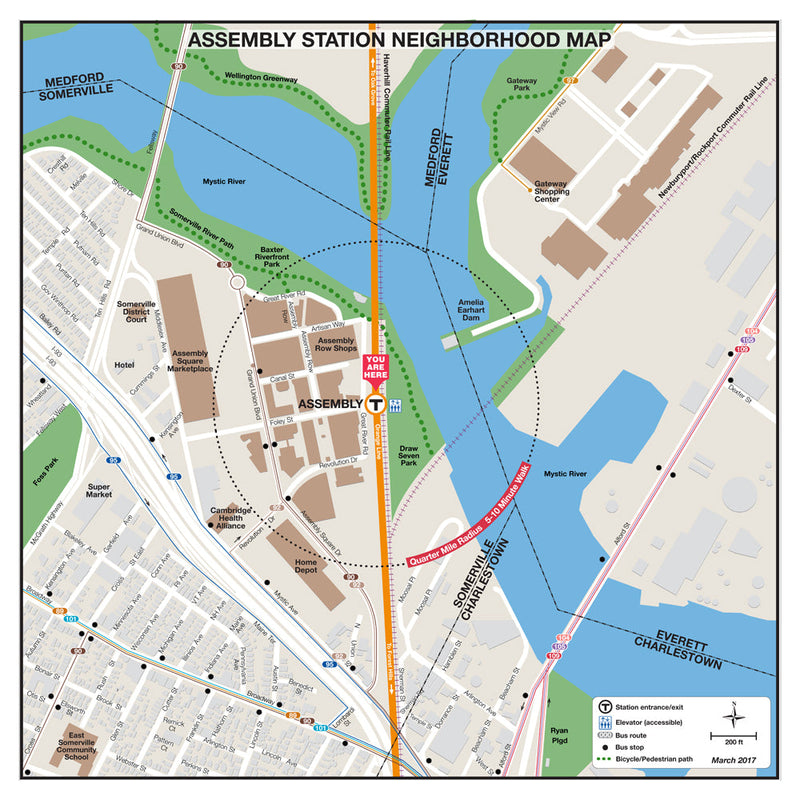 Assembly Station Neighborhood Map (March 2017)