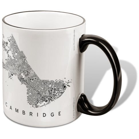 Cambridge City Plan Mug