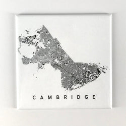 Cambridge City Plan Magnet