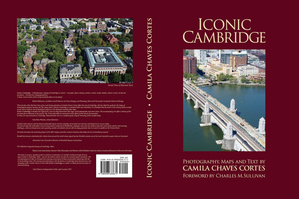 Iconic Cambridge- Limited Edition Book