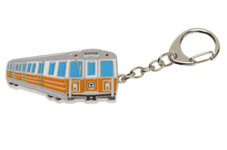 MBTA Orange Line Key Chain