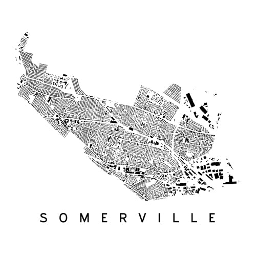 Somerville City Plan Magnet