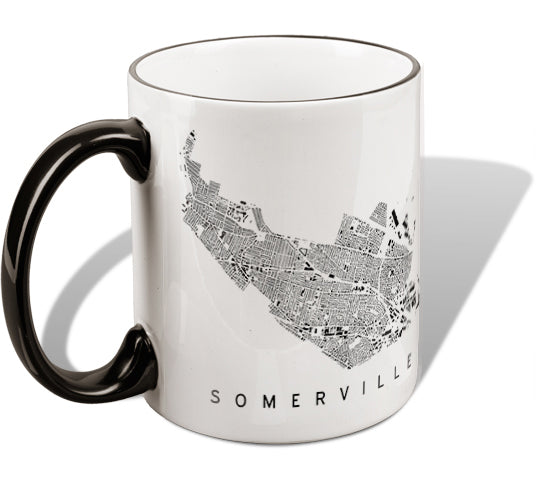 Somerville City Plan Mug