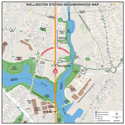 Wellington Station Neighborhood Map (May 2017)