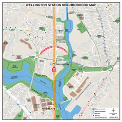 Wellington Station Neighborhood Map (October 2018)