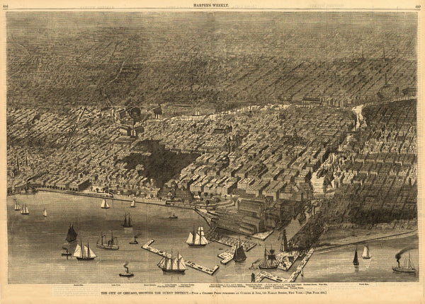 Chicago, Illinois 1874
