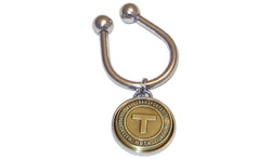MBTA Token Key Ring