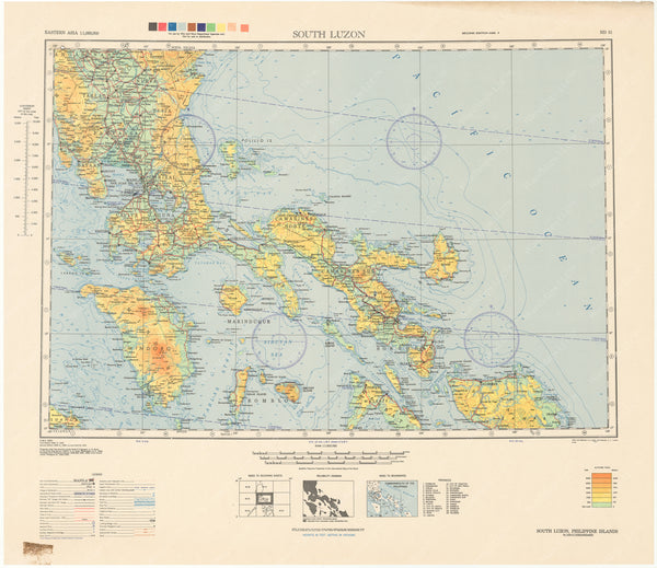 Philippines: South Luzon 1944