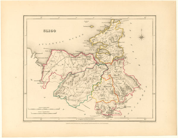 County Sligo, Ireland 1846