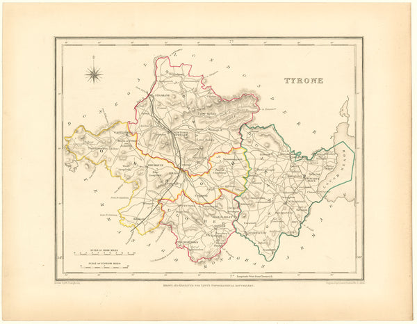 County Tyrone, Ireland 1846