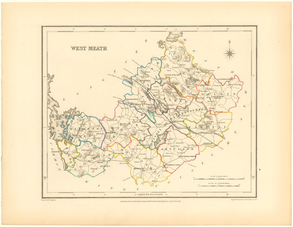 County Westmeath, Ireland 1846