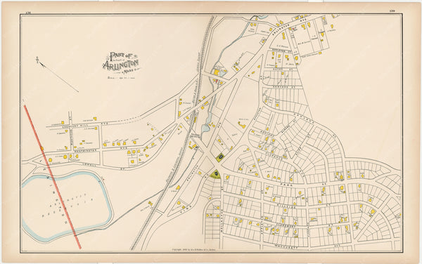 Arlington, Massachusetts 1889
