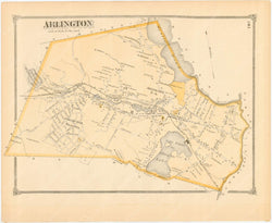 Arlington, Massachusetts 1875