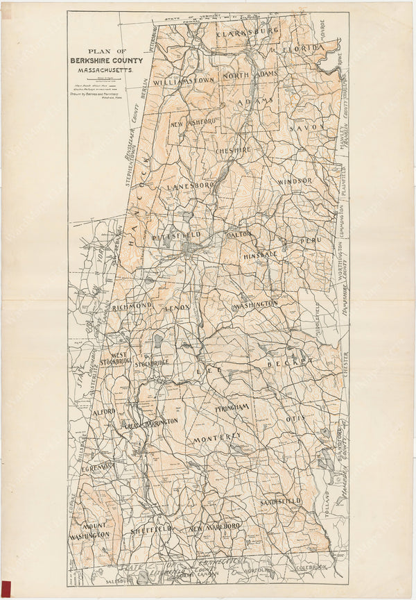 Berkshire County, Massachusetts 1904