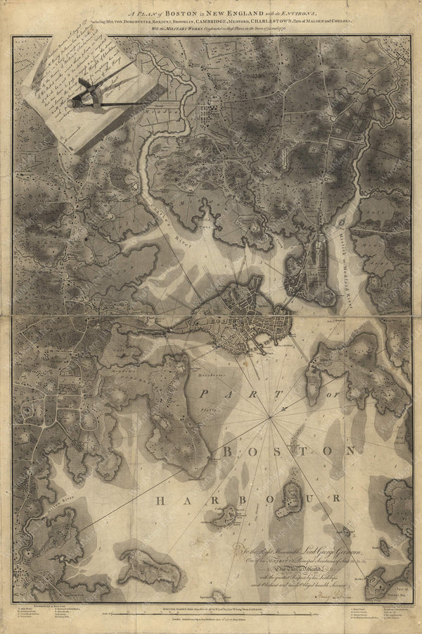 Boston, Massachusetts 1777