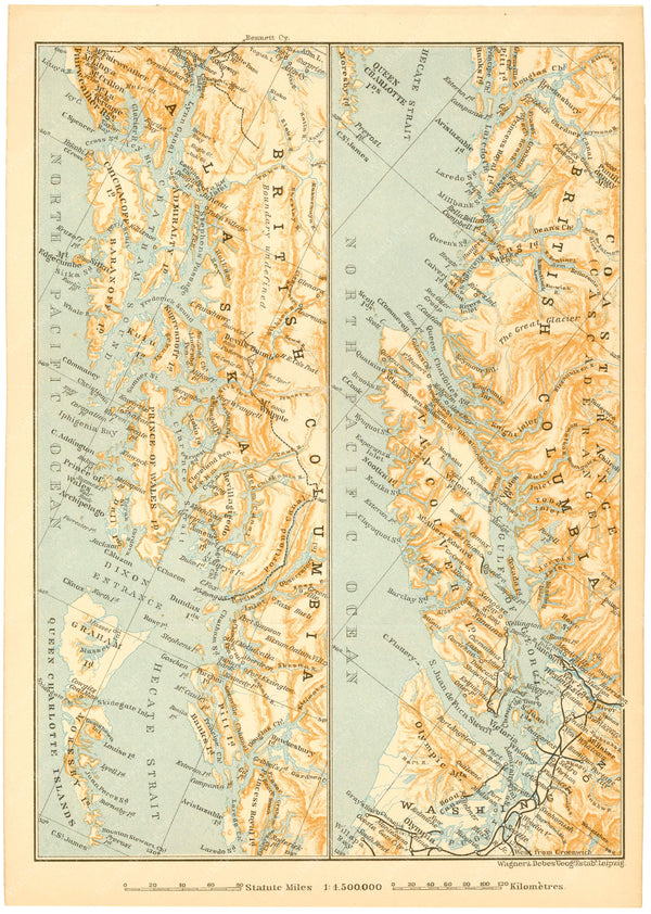 Pacific Northwest 1904