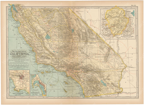 California: Southern Part 1914