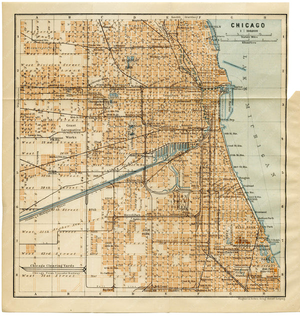 Chicago, Illinois 1904