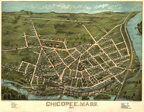 Chicopee, Massachusetts 1878