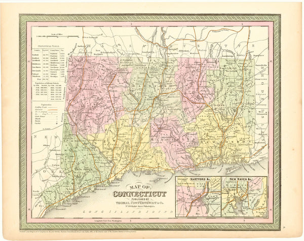 Connecticut 1854