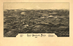 Douglas: East Douglas, Massachusetts 1886