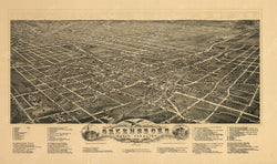 Greensboro, North Carolina 1891