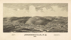Johnsonville, New York 1882