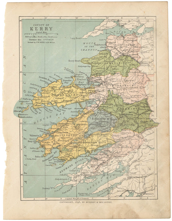 County Kerry, Ireland 1900