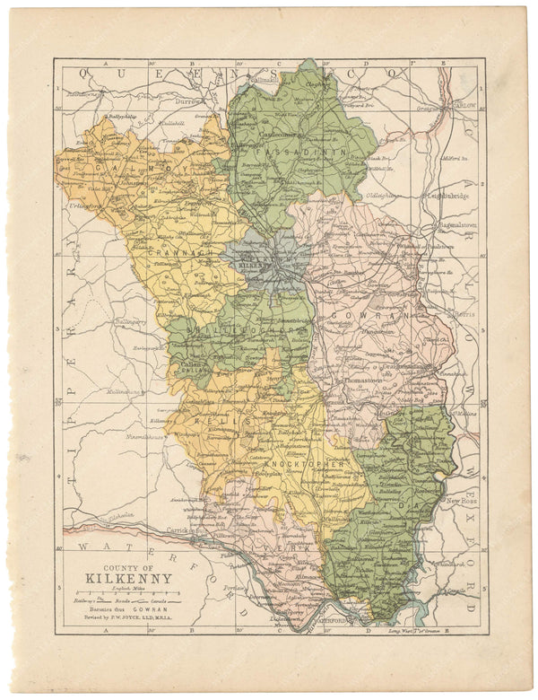 County Kilkenny, Ireland 1900
