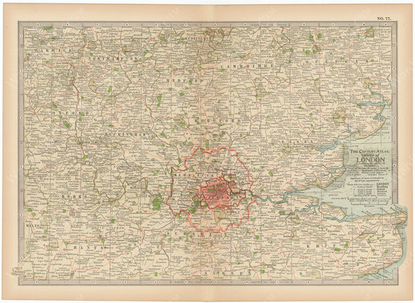 England 1914: Vicinity of London