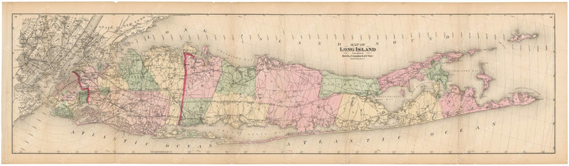 Long Island, New York 1873