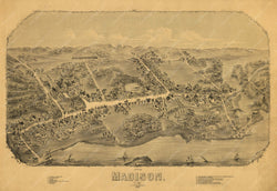 Madison, Connecticut 1881
