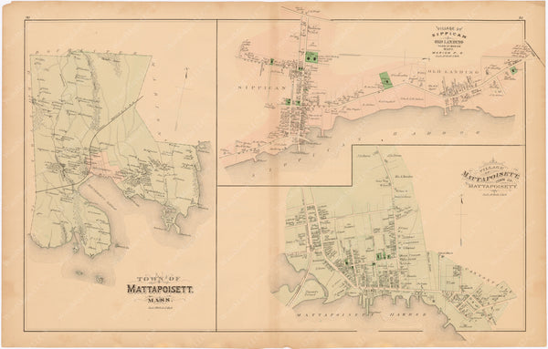 Marion and Mattapoisett, Massachusetts 1879