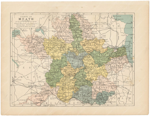 County Meath, Ireland 1900
