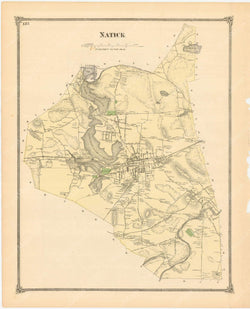 Natick, Massachusetts 1875