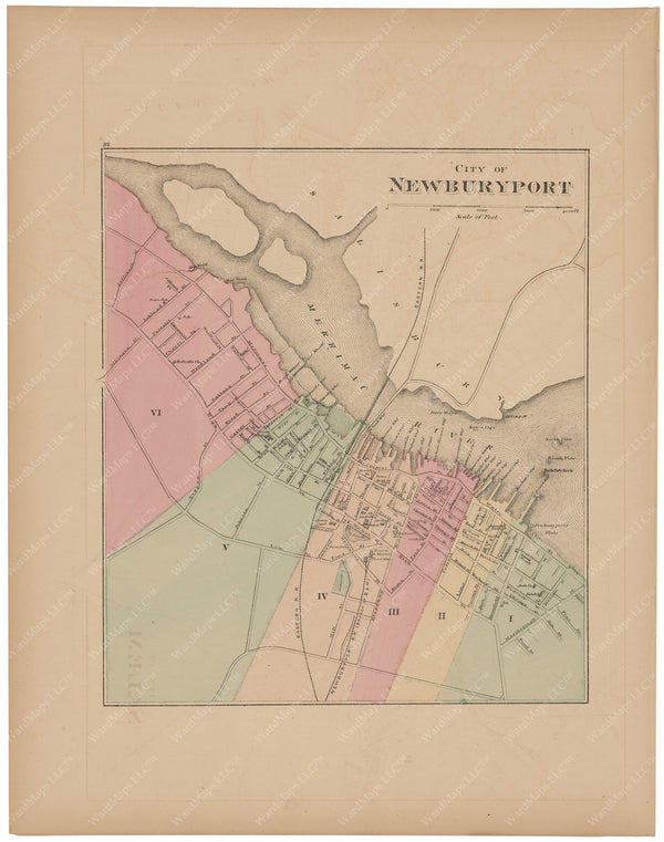 Newburyport, Massachusetts 1871