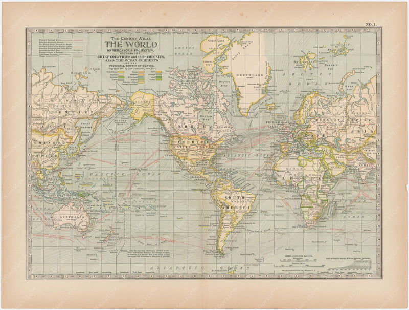 The World 1897