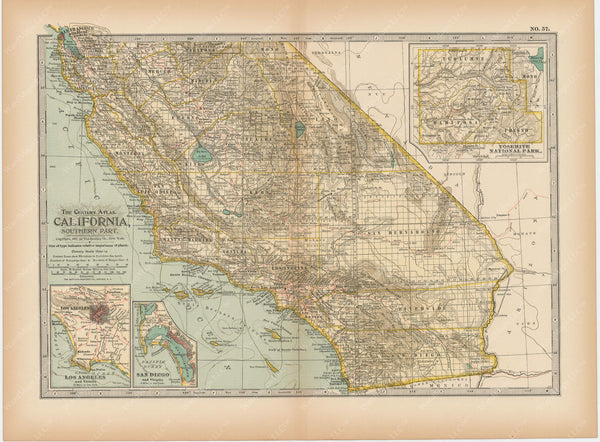 California: Southern Part 1897