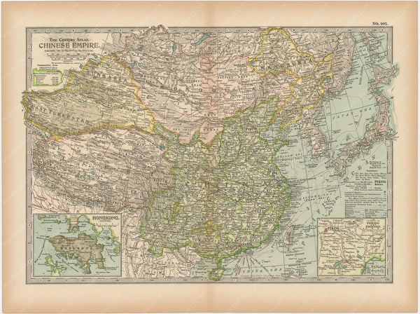 Chinese Empire (China) 1897