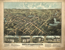 North Attleborough, Massachusetts 1878