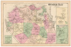 Oyster Bay North, New York 1873