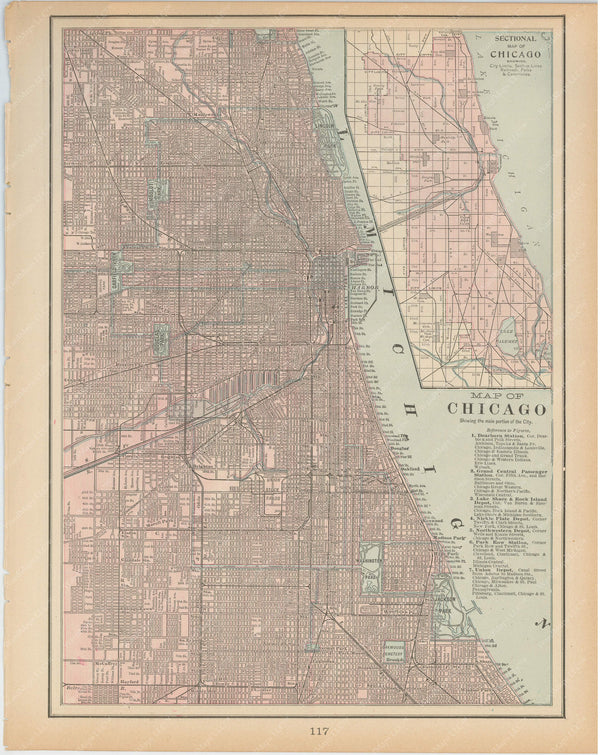 Chicago, IL 1894