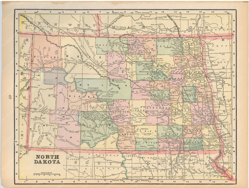 North Dakota 1894