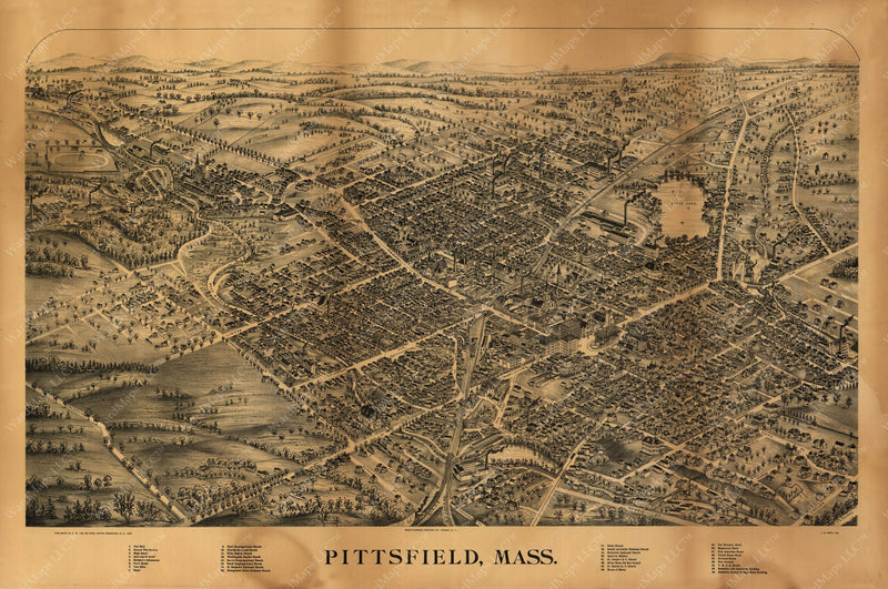 Pittsfield, Massachusetts 1899