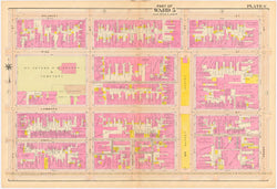 Philadelphia, Pennsylvania 1908, 5th, 7th, and 8th Wards: Plate 006