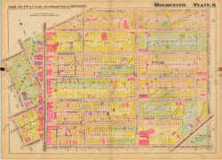 Rochester, New York 1910 Plate 009
