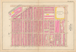 Atlas of Philadelphia, Pennsylvania 1908, 28th, 32nd, and 37th Wards: Plate 012