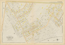 Dorchester, Massachusetts 1894 Plate 015