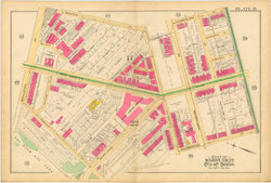 Boston and Roxbury, Massachusetts 1890 Plate 021