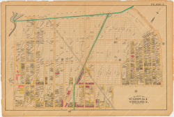 Chelsea, Revere, and Winthrop, Massachusetts 1886 Plate I: Chelsea